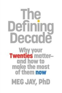 The Defining Decade: Identity Capital Part 1